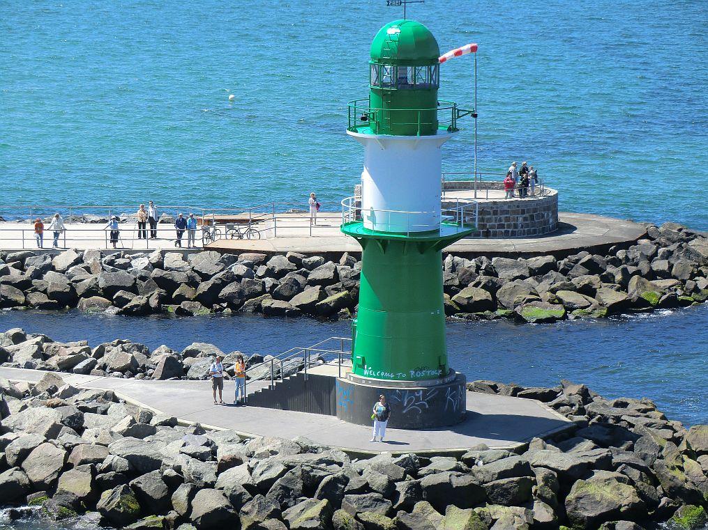 Hafenmole warnem nde for Urlaub in warnemunde